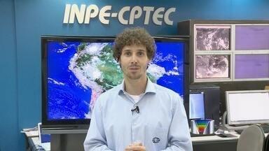 Meteorologista do Cptec/Inpe explica como será o fim de semana - Giovanni Dolif fala sobre o clima na região.