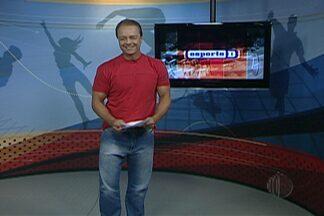Íntegra Esporte D - 09/04/2014 - O programa desta quarta-feira exibiu a preparação do Mogi das Cruzes para iniciar os playoffs do NBB e o Yan Gomes, que assinou contrato milionário.