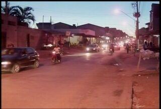 Avenida do Bairro Jardim Palmeiras tem preocupado moradores pelo número de acidente - Estudante foi atropelado na avenida quando voltava da escola.