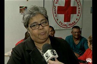Secretária da Cruz Vermelha no Pará, Marilene Malheiros, morre em Belém - Ela foi a pioneira no trabalho da entidade no estado.