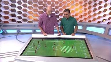 Roger Flores analisa possível esquema tático do Flamengo para jogo contra o León - Comentarista opinou sobre como equipe deve jogar contra o time mexicano, pela Libertadores.