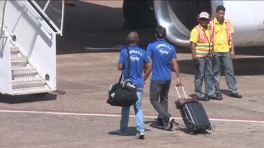 Londrina dá uma pausa no estadual e concentra esforços na Copa do Brasil - Com jogadores recém-contratados, equipe embarca para partida decisiva diante do Criciúma