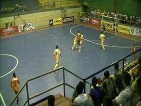 ACBF faz 5 a 1 no Marechal Rondon - Na tarde desta quarta-feira, o time enfrenta o Moça Bonita.