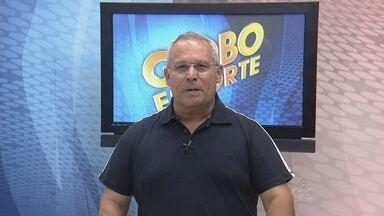 Assista a íntegra do Globo Esporte desta quarta (09) - Confira os destaques do esporte no Amazonas.