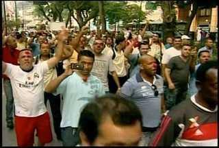 Rodoviários entrarão de greve, em Petrópolis, RJ - Greve será por tempo indeterminada.