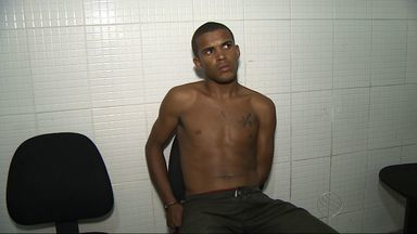 Assaltante é colocado em liberdade após cinco dias da prisão - Assaltante é colocado em liberdade após cinco dias da prisão