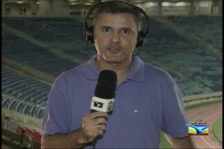 Sampaio enfrenta Interporto, pela Copa do Brasil - Partida acontece no Estádio castelão e a equipe maranhense precisa de apenas uma vitória.