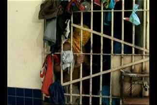Superlotação pode ser uma das causas de tragédia em presídio de Icoaraci - Seis presos morreram e 26 ficaram feridos em incêndio dentro de cela do Centro de Detenção de Icoaraci.
