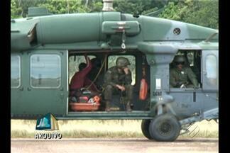 Parentes de desaparecidos na queda de bimotor pedem mais homens do exército nas buscas - Parentes pediram ajuda na Câmara Municipal de Itaituba.
