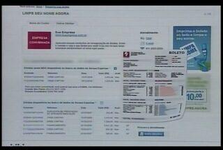 'Feirão Limpa Nome' online da Serasa permite negociação de dívidas pela internet - Prazo para negociar vai até dia 17 de abril.