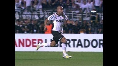 Emerson Sheik deixa o Corinthians para jogar no Botafogo - Em jogo-treino, o Timão vence o Audax-SP