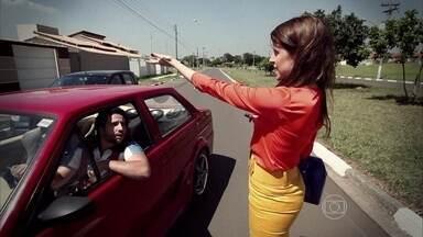 Por uma boa rua: evite distrações ao volante - Boletim bem-humorado mostra vacilos que todos cometem no dia-a-dia: do esquecimento de dar seta à travessia do pedestre fora da faixa.