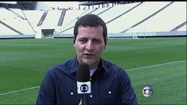 Construtora entrega Arena Corinthians para o clube - Ainda inacabado, estádio será assumido pela Fifa em 20 de maio