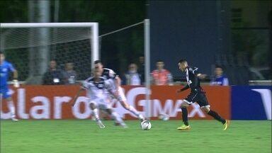 Confira lances de Montoya na vitória do Vasco sobre o Resende na Copa do Brasil - Jogador entra no segundo tempo e tem boa atuação pelo cruzmaltino.