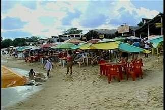 Fim de semana de muito movimento na Ilha do Rodeadouro - Ilha foi liberada depois do tratamento contra o Bicho Geográfico.