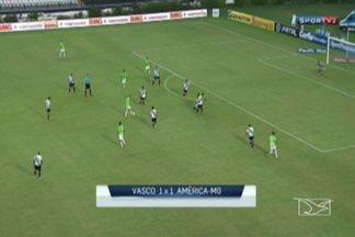 América-RN vence e Vasco empata na primeira rodada da Série B - América-RN, Paraná e Ceará terminam na liderança após a primeira rodada, enquanto o Sampaio é o lanterna e enfrenta o Icasa na próxima sexta-feira