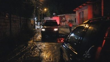 Três morrem durante disputa entre facções criminosas em Manaus, diz polícia - Dois homens e um adolescente foram assassinados em Manaus.