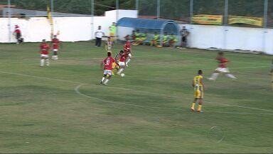 Sergipe vence Canindé por 1 a 0 - Com a vitória, o Sergipe reassumiu a liderança com 29 pontos, um a mais que o rival Confiança. Na rodada do meio de semana, folga, pois encacaria o Olímpico, que desistiu da competição