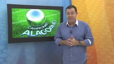 Confira o Globo Esporte-AL desta segunda na íntegra - CRB e Coruripe avançam à final do Campeonato Alagoano