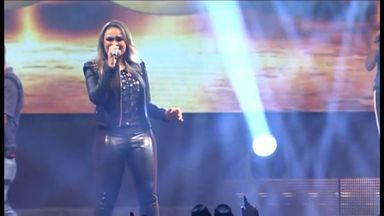 Cantora Samyra Show promete agitar o público do Forrozão 2014 - Cantora Samyra Show promete agitar o público do Forrozão 2014