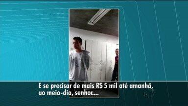 Jovens presos tentam subornar guardas municipais - Rapazes foram detidos com drogas no Setor Histórico de Curitiba.