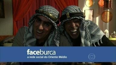 Faceburca: A rede social do Oriente Médio - Venha se expor você também!