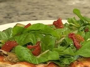 Melhor pizza do mundo é preparada em Florianópolis - Melhor pizza do mundo é preparada em Florianópolis