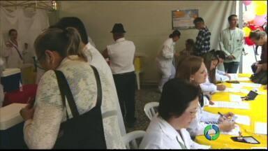 Mutirão de vacinação contra a gripe neste sábado - Só em Curitiba são 41 pontos em unidade de saúde