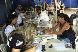 Ação Global é dedicado especialmente às mulheres, em Aparecida de Goiânia - População terá acesso a mais de 50 serviços, com emissão de documentos e exames de saúde.