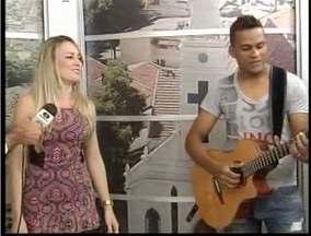Banda Axé Mundo agita o aquecimento do GV Folia em Valadares - Durante show tem lançamento do camarote.
