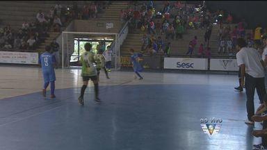 Copa TV Tribuna de Futsal Escola 2014 começa neste sábado - Torneio é um dos mais tradicionais da região e é realizado no Ginásio do Sesc.