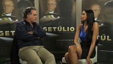 Fique por dentro do lançamento do filme Getúlio (Bloco 03) - Tony Ramos vive o ex-presidente brasileiro em longa-metragem.