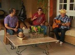 'Coisas da Terra' mostra bate papo com os músicos Pecinho e Petrúcio Amorim - Quadro é exibido todos os sábados no ABTV.