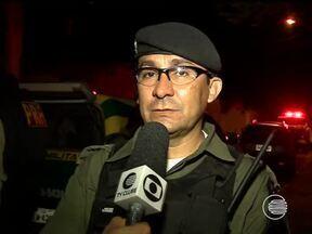Polícia Militar realiza operação para combater tráfico de drogas e armas em Teresina - Participaram 120 militares, agentes da PRF e da Polícia Civil do Piauí. A ação policial acontece durante todo o fim de semana na capital.