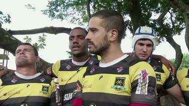 Volta Redonda recebe Guanabara Rugby Clube pelo Campeonato Estadual - Partida foi pela terceira rodada da competição.