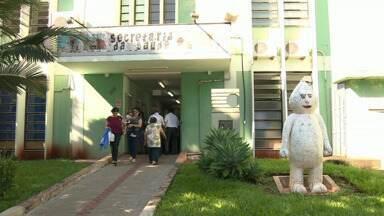 O dia D de vacinação contra a gripe levou muita gente aos postos de saúde - Todos os postos de Maringá ainda ficaram abertos o dia todo