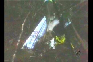 Mau tempo interrompe resgate de vítimas de acidente aéreo no PA - O avião foi encontrado por um garimpeiro na última terça-feira, 22.