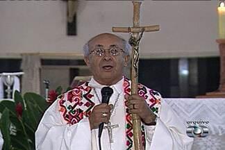 Dom Tomás Balduino morre após série de internações em Goiânia - O bispo emérito da cidade de Goiás e fundador da Comissão Pastoral da Terra, dom Tomás Balduino, de 91 anos, morreu às 23h30 de sexta-feira (2) no Hospital Neurológico, em Goiânia.