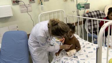 Casos de doenças respiratórias aumentam com chegada do frio - Bronquite, sinusite e gripe são as que mais atacam.