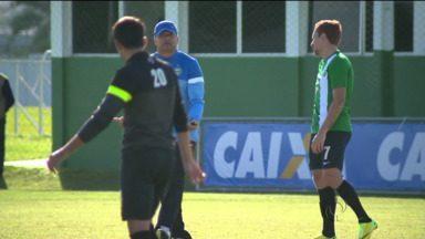 Coritiba busca a primeira vitória no Brasileirão - O time enfrenta o São Paulo fora de casa e tenta desencantar