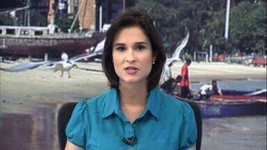 Aeronave cai no mar da Praia do Presídio - Passageiros sobreviveram