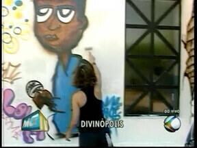 'Usina de Rima' leva cultura e arte urbana para rua em Divinópolis - Evento é gratuito e acontece neste sábado (3) no Bairro Santa Clara.Público pode participar de competição entre MCs e ganhar prêmios.
