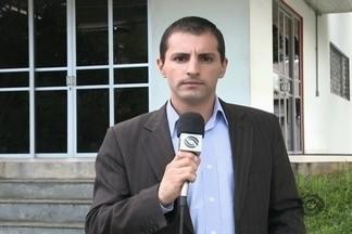 Adolescentes podem ser soltos de delegacia em Joinville - Seis apreendidos ocupam duas celas.