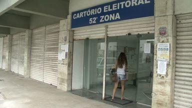 Cartórios eleitorais funcionam em regime de plantão no ES - Eleitores têm 7 de maio para pedir título ou atualizar dados.
