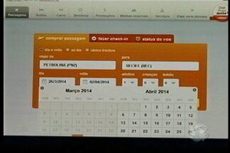 GRTV dá dicas para economizar na compra de passagens de avião - Planejar a viagem com antecedência pode garantir descontos.