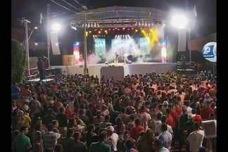 Forró Fest marca mais um final de semana na Paraíba - Multidão acompanhou eliminatória que aconteceu em Sousa, no Sertão do Estado.