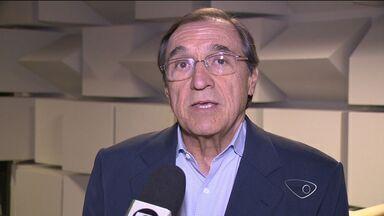 Jornalista Carlos Alberto Sardenberg fala sobre economia brasileira - Sardenberg também fala sobre a inflação que vem sendo considerada alta.