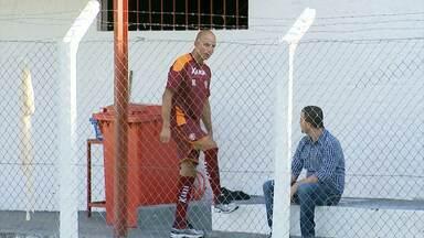 Boa Esporte deve ter novidades para próximo jogo da Série B - Atacante Fábio Júnior pode estrear pelo time de Varginha. Boa Esporte joga contra o Paraná.