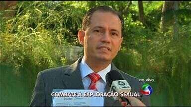 Campanha contra exploração sexual de crianças em Cuiabá - Uma campanha contra exploração sexual de crianças será lançada em Cuiabá.