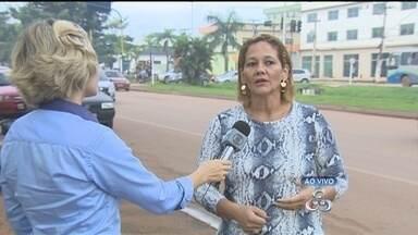 Começou ontem em Porto Velho, a semana de enfermagem - Uma vasta programação será realizada nos próximos dias.